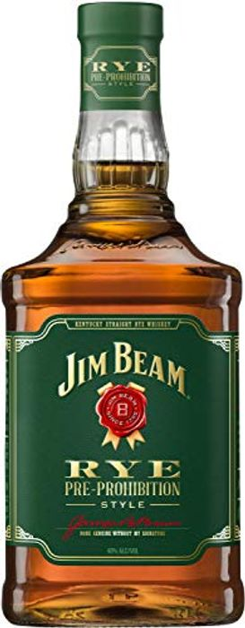Jim Beam Pre-Prohibition Style Kentucky Straight Rye Whiskey, 70 Cl