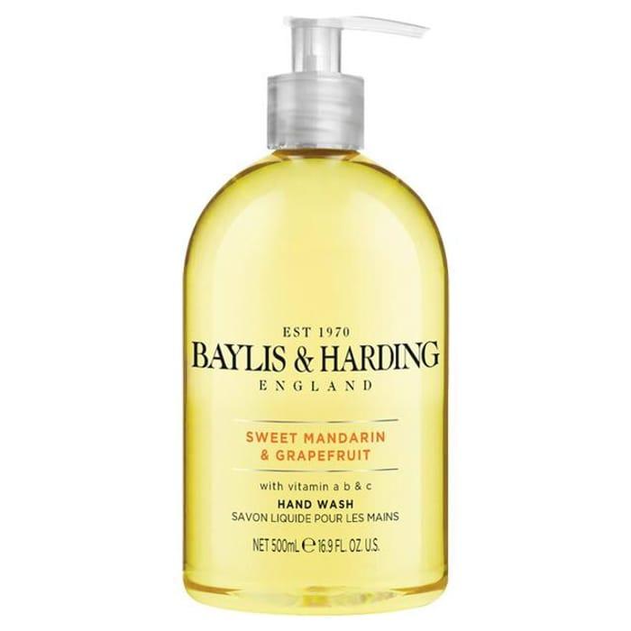 Baylis & Harding Mosaic Mandarin & Grapefruit Handwash 500ml