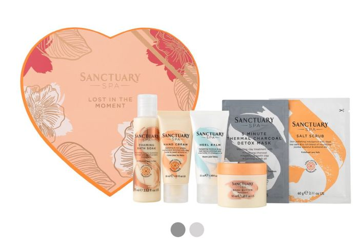 Back in Stock Sanctuary Spa Lost in the Moment Gift Set