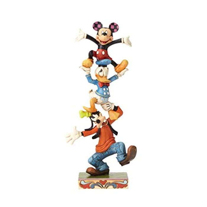 Disney Traditions Teetering Tower Figurine