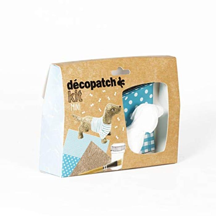 Dcopatch Mache Dachshund Mini Kit