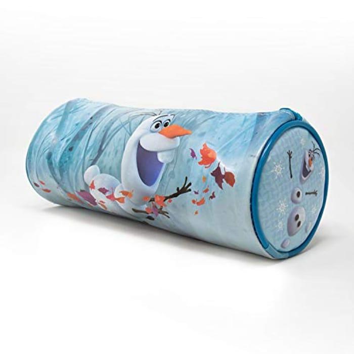 Disney Frozen 2 (Olaf) Barrel Pencil Case