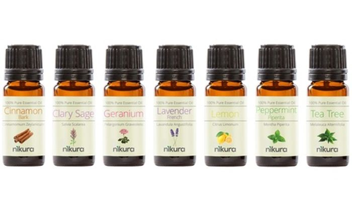 5 Pack Essential Oils Just £3.98