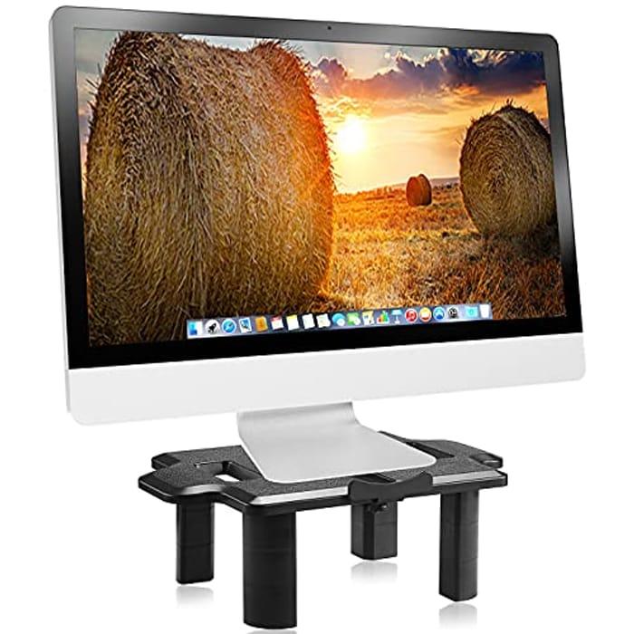 Deal Stack - Suptek Monitor Stand Riser