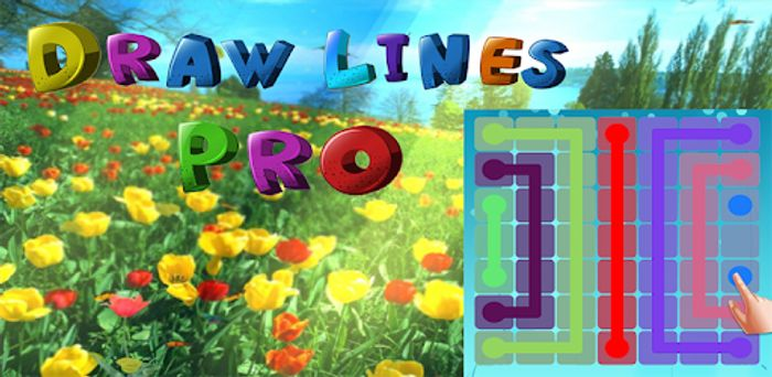 FREE Game - Draw Lines - Normally £0.59