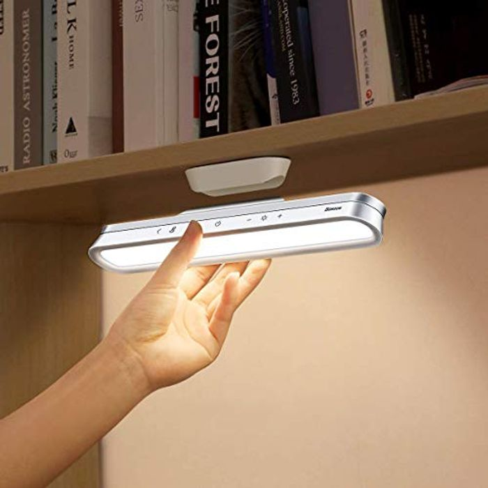 Rechargeable Battery LED Dimmable Touch under Cabinet Lights