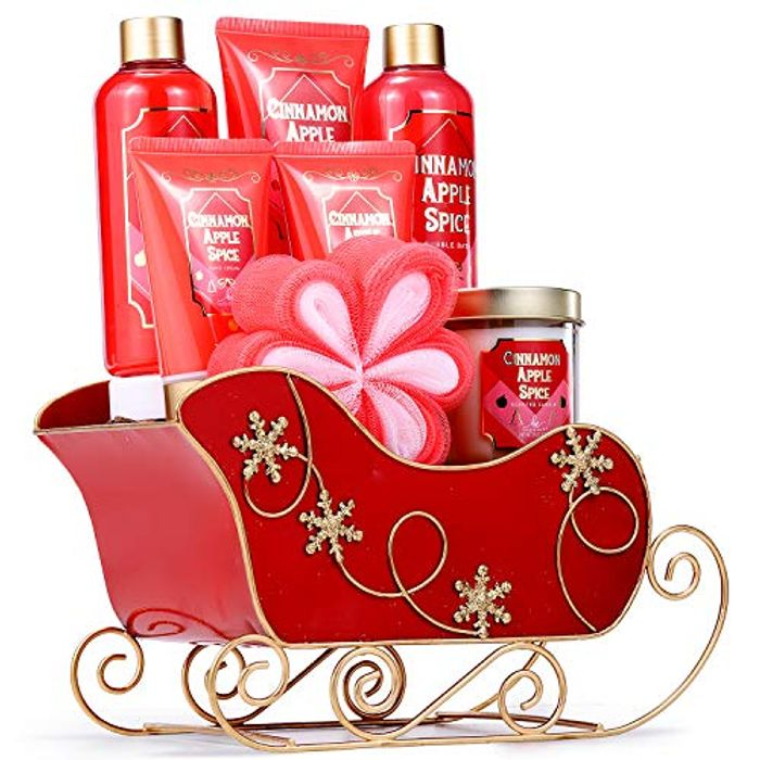 BODY & EARTH Spa Gift Set for Women - Only £6.80