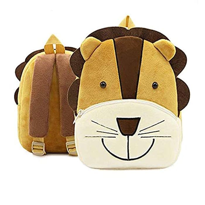 Price Drop! Cartoon Animal Backpack for 2-5 Years Kids (Lion)