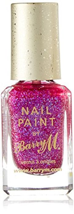 Barry M Cosmetics Glitterati Nail Paint, Socialite