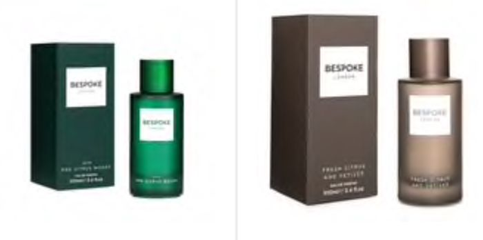 Buy 1 Get 1 free on Selected Bespoke All Fragrance