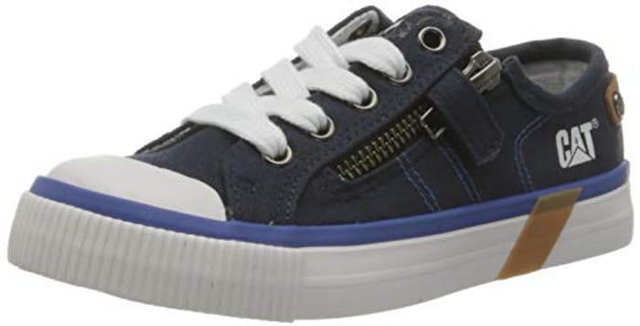 Cat Footwear Unisex Kid's Carl Sneaker - Only £5.98!