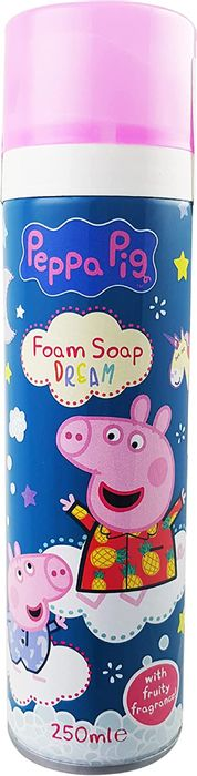 Peppa Pig Foam Soap - Only £1.99!