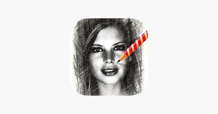 My Sketch - Pencil Sketches 4+ Drawing Photo Filters Lab Temp Free