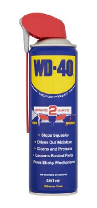 Wd 40 Smart Straw 450Ml - Only £2.75!