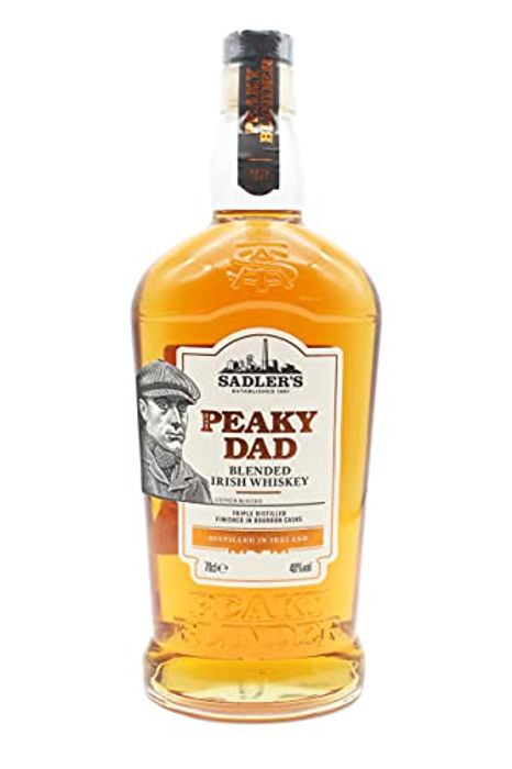 Sadler's Peaky Blinder Limited Edition Irish Whiskey - Only £18.99!