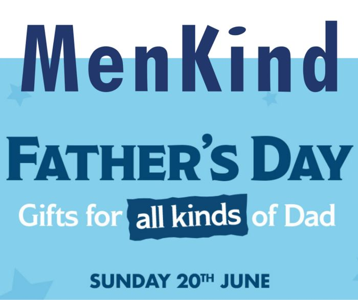 Menkind Father's Day Offers - Gifts From £1.97