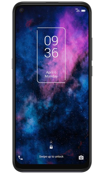 TCL 10 5G Mercury Grey Smartphone 128GB Only £169 Delivered
