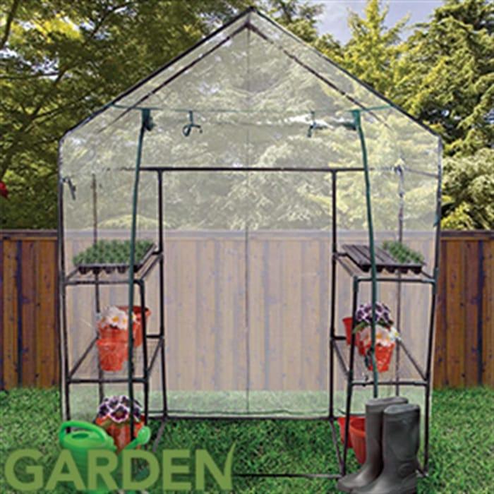Garden Walk-in Greenhouse