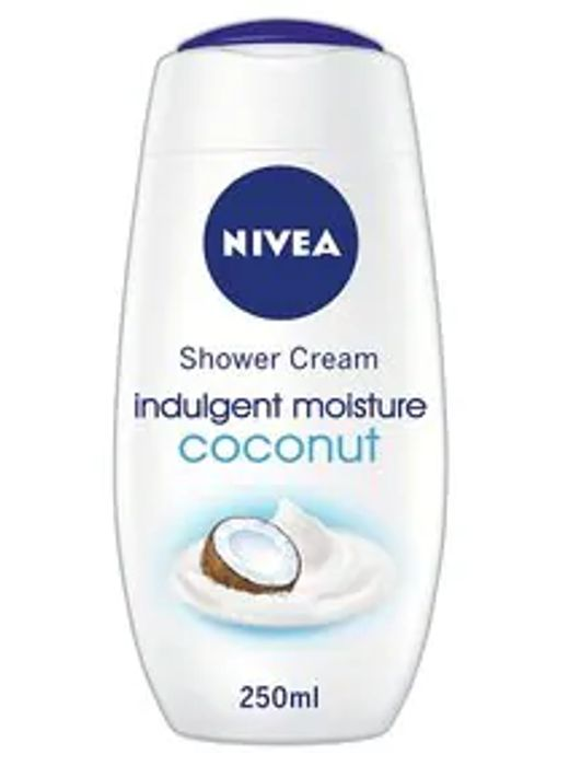Nivea Coconut Shower Gel 250ml