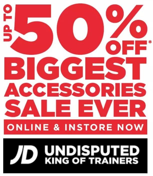 JD SPORTS - ACCESSORIES MEGA SALE - Bags, Backpacks, Caps, NIKE Accessories