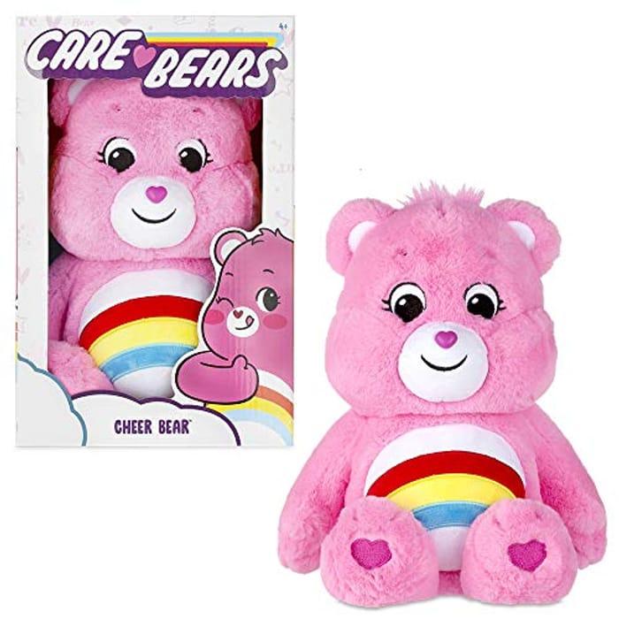 BEST EVER PRICE Care Bears 14 Inch Medium Plush Cheer Bear