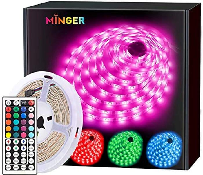 5m RGB Colour Changing LED Strip Lights