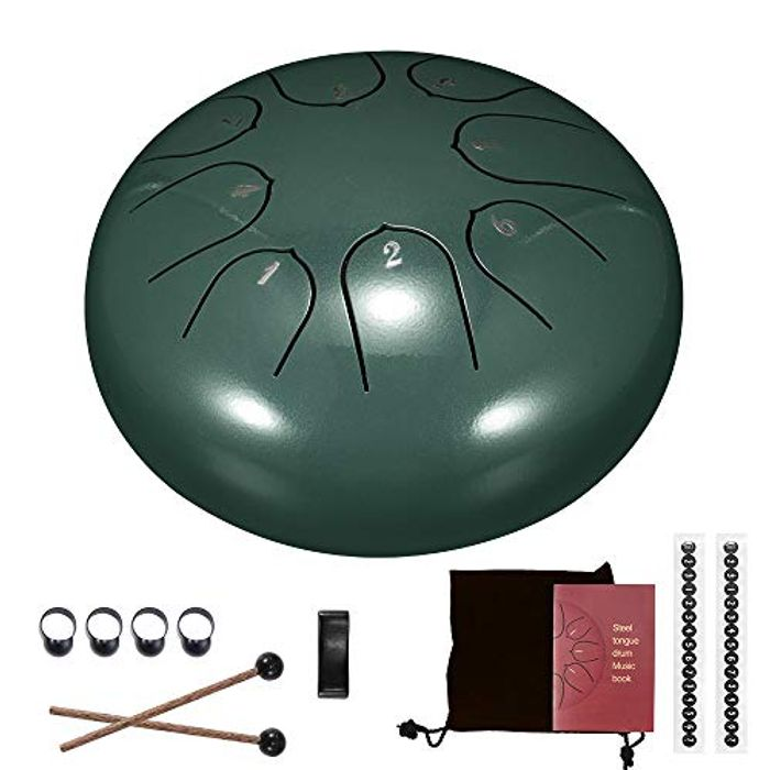 Buy One Get One Free Tank Drum Percussion Instrument