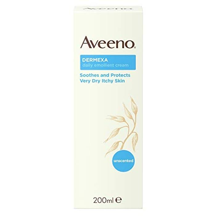 Aveeno Dermexa Daily Emollient Cream, 200 Ml