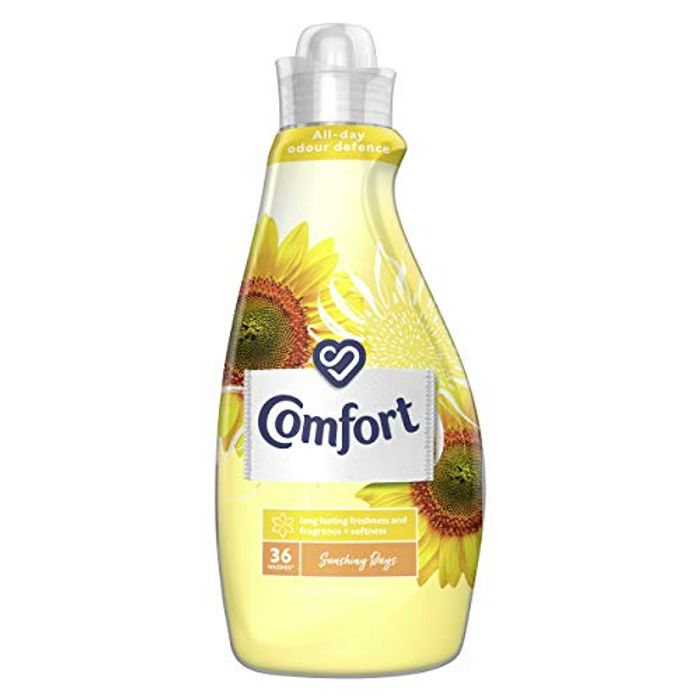 Comfort Sunshiny Days Softener