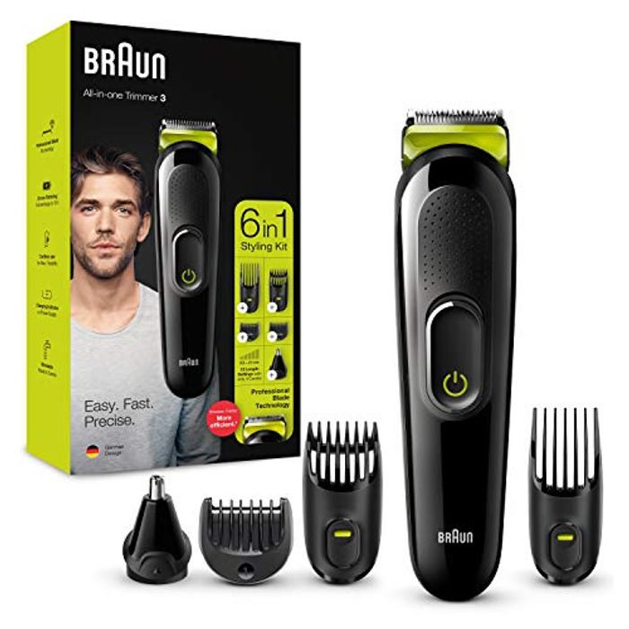 Braun 6-in-1 All-in-One Trimmer 3