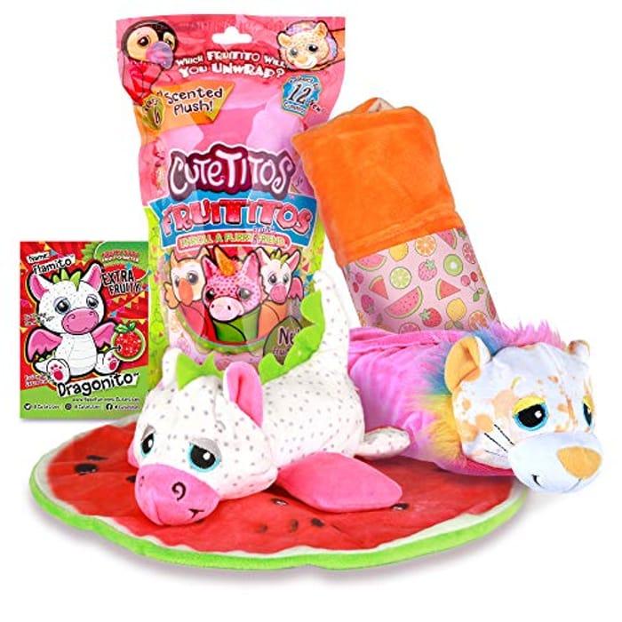 Cutetitos Fruititos, Surprise Stuffed Animals,