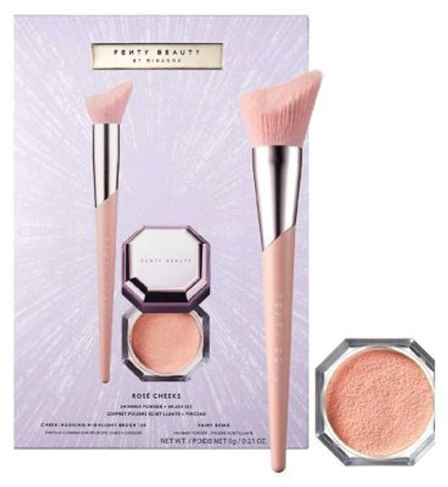 BACK in STOCK: Fenty Beauty Rose Cheeks - Now Only £24
