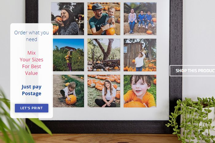 Print Photos Off Your Phone Free Just Pay P&P
