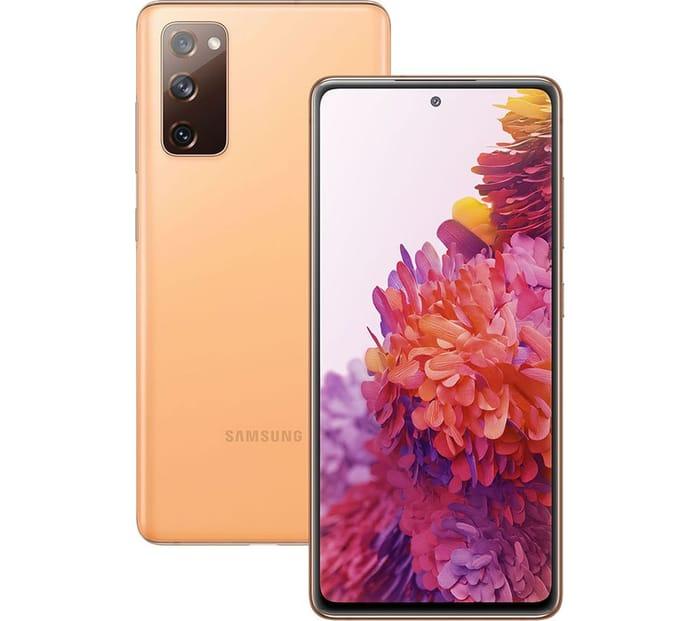 SAMSUNG Galaxy S20 FE 5G - 128 GB, Cloud Orange