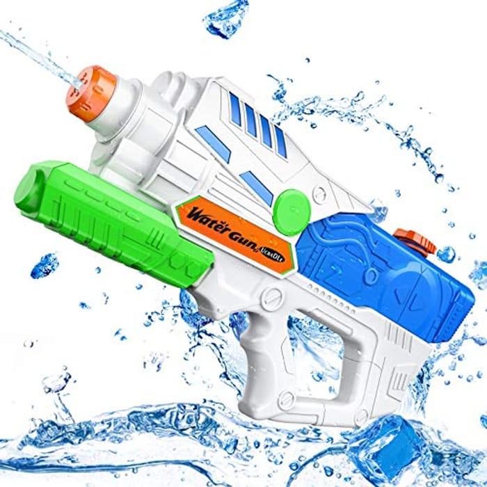 Ucradle 950ML Water Gun with 26ft Range