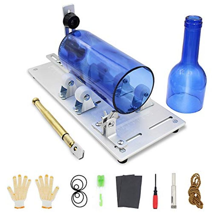 STARESSO Glass Bottle Cutter Kit DIY Tool - Only £9.99!
