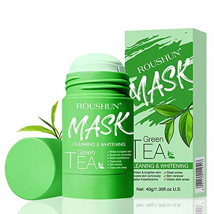 Smarting Green Tea Mask Stick for Face Purifying - Only £3.99!