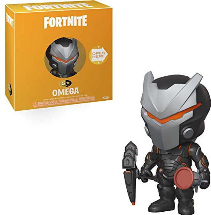 Fortnite Omega Full Armor Collectible Figure - Only £3.19!
