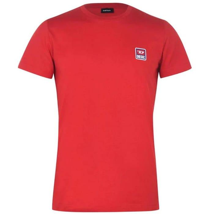 Diesel Chest Logo T Shirt