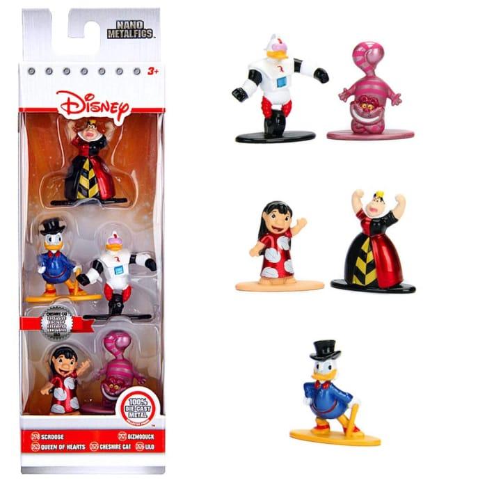Cheap Disney Nano Metalfigs 5 Pack - SAVE £6.99!