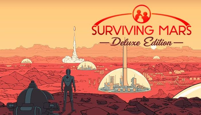 Surviving Mars: Deluxe Edition FREE! (PC)