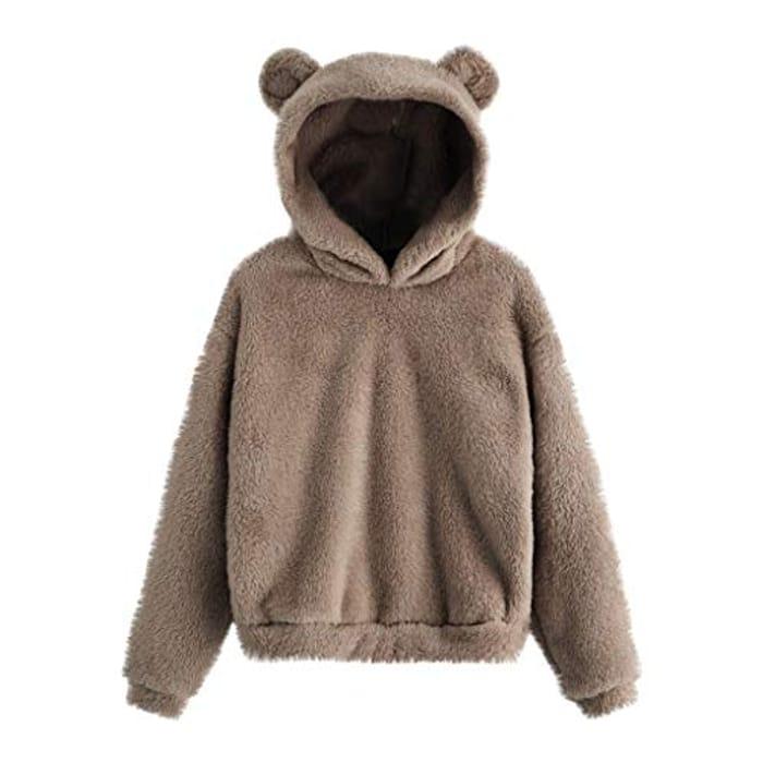 UYVBIAA Oversized Hoodie Women Cute Hoodies - Only £12!