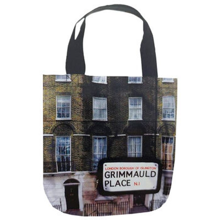 Harry Potter Grimmauld Place Collapsible Tote