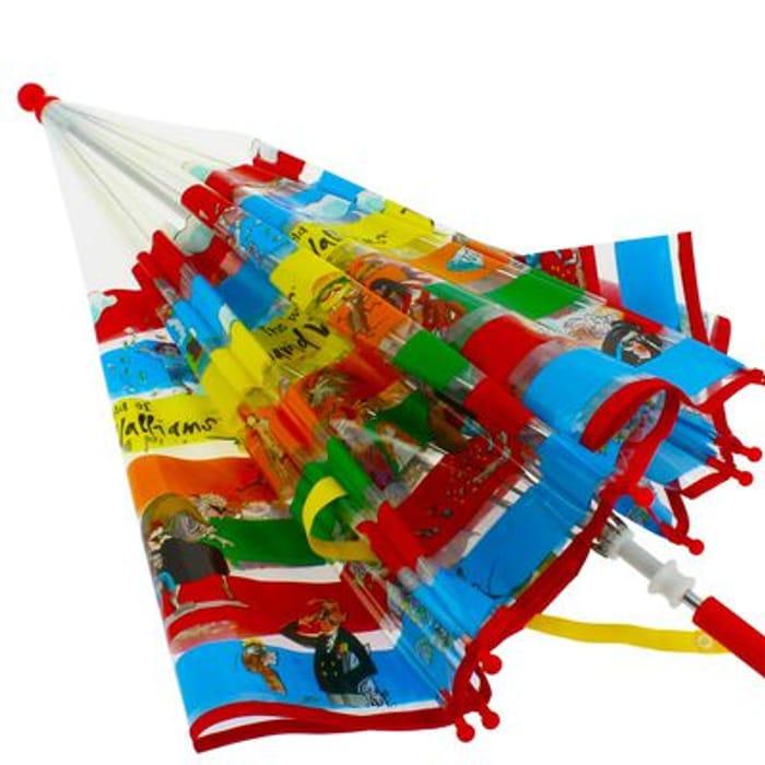 the World of David Walliams Umbrella