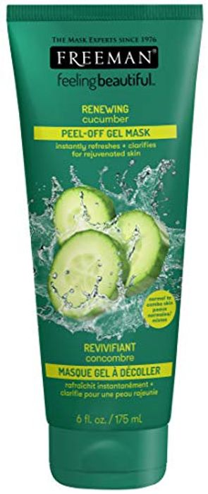 Freeman Feeling Beautiful Renewing Cucumber Peel off Gel Mask, 175 Ml