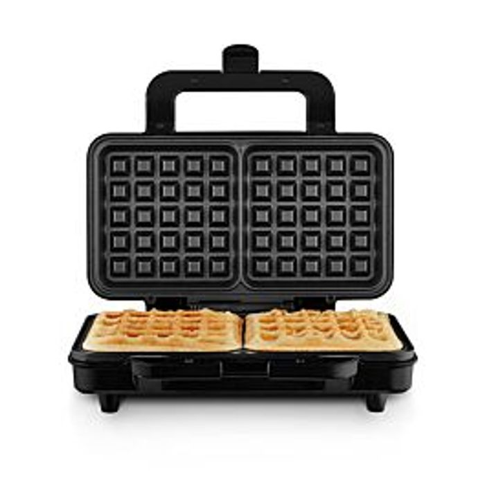 Tower T27025 1000W Deep Fill Waffle Maker - Black FREE Delivery