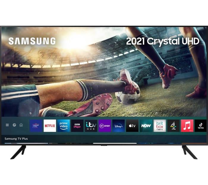 "CHEAP! SAMSUNG 65"" Smart 4K Ultra HD HDR LED TV with Bixby, Alexa & Google"
