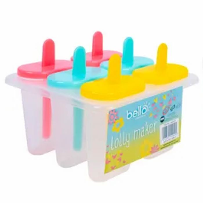 6 Lolly Moulds & Lids To Make Your Own Healthy Treats!