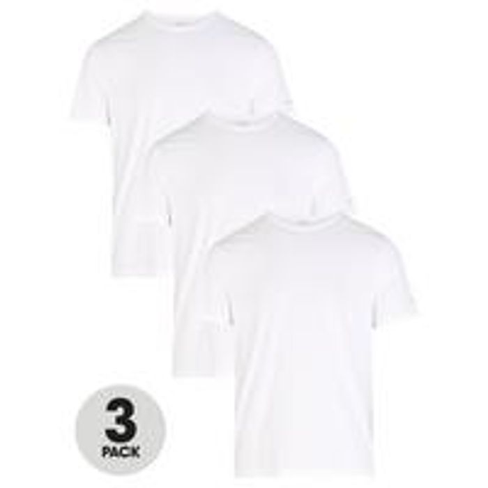 PS PAUL SMITH 3 Pack T-Shirt - White 1 Review