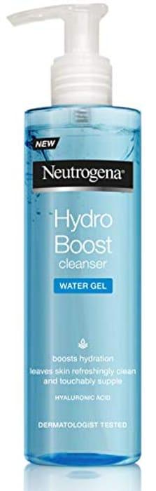 Cheap Neutrogena Hydro Boost Water Gel Cleanser at Amazon